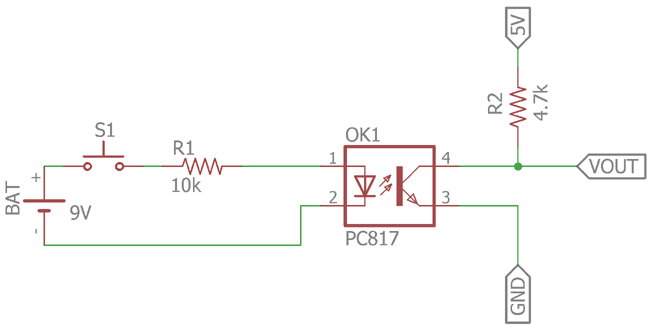 Optocoupler-for-Switching-DC-Circuit