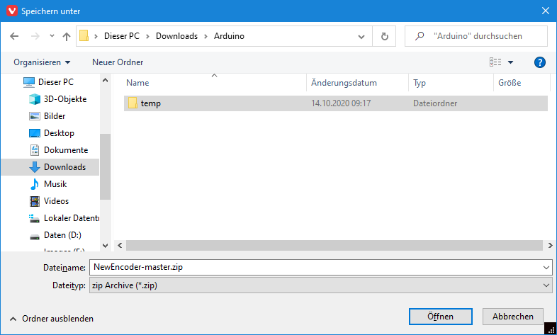 Install-NewEncoder-store-under-choose-location-to-store-zip-file.png