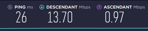 this is my internet