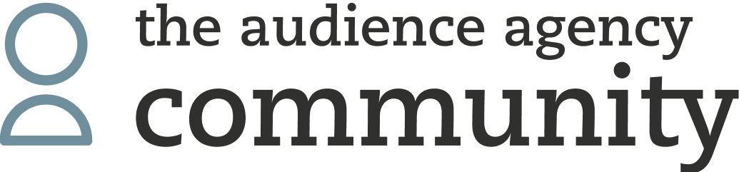 The Audience Agency Community