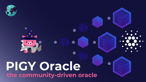PIGY Oracle Announcement