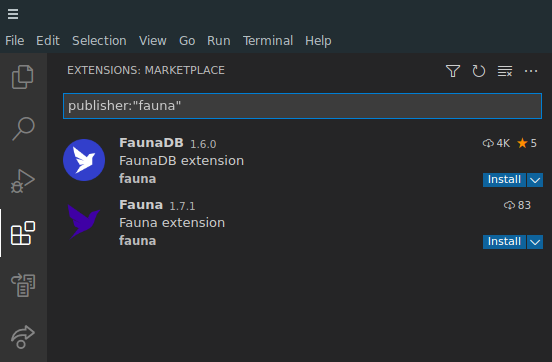 vscode_fauna_extensions