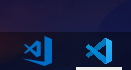 Duplicated items on dock