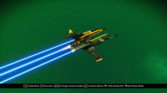 EXperimental fighter-00
