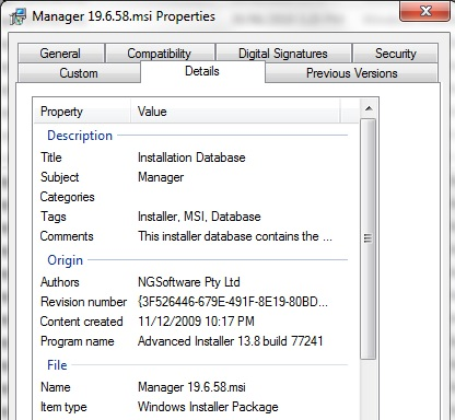 Manager 19.6.58
