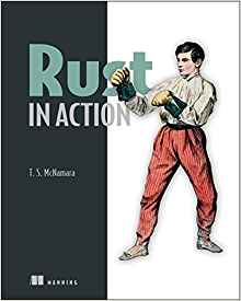 Rust in Action cover art