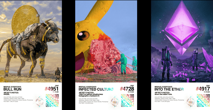 Beeple-Open-Editions