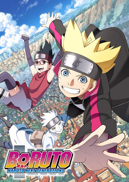 Naruto / Naruto Shippūden / Boruto - Other Anime - AN Forums