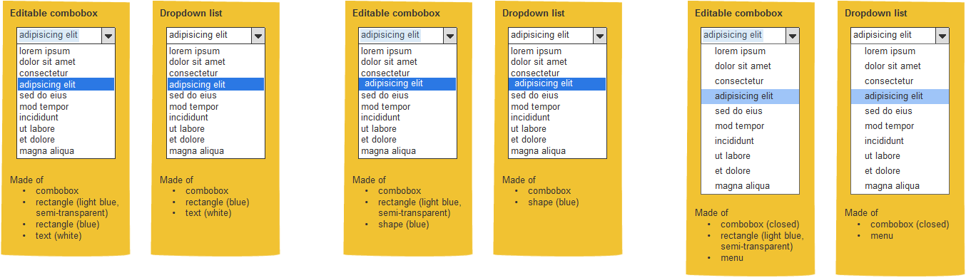 Feature request: Set selected item for ComboBox - Mockups 3
