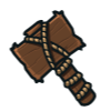 Crude Builder's Hammer
