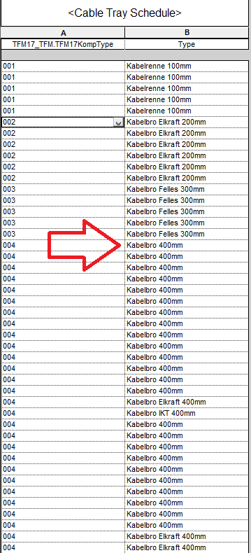 copy data to type parameter
