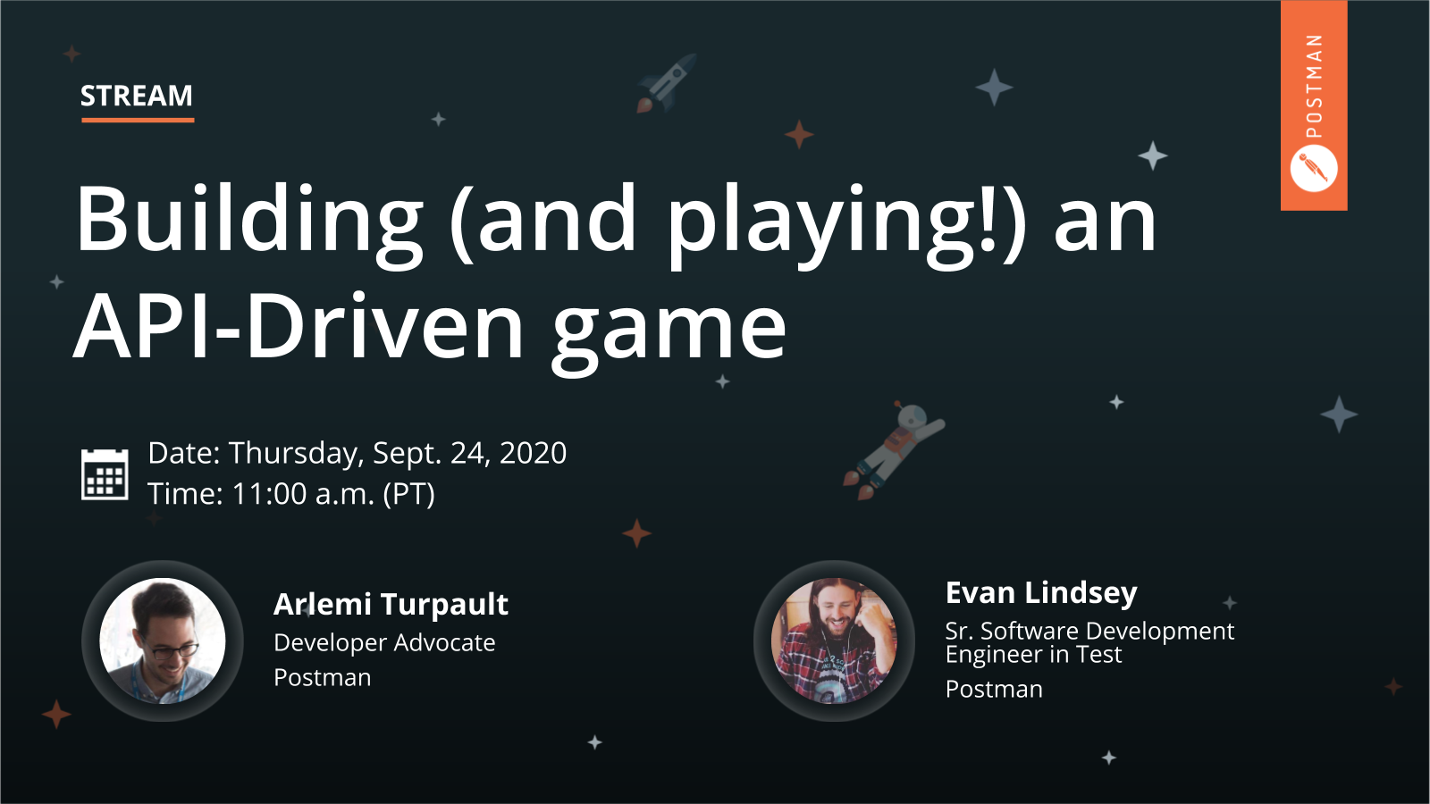 Building (and playing) an API-Driven game
