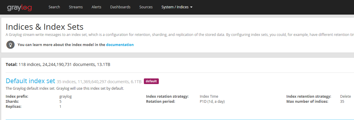 Users feedbacks / Guides for heavy load graylog Cluster