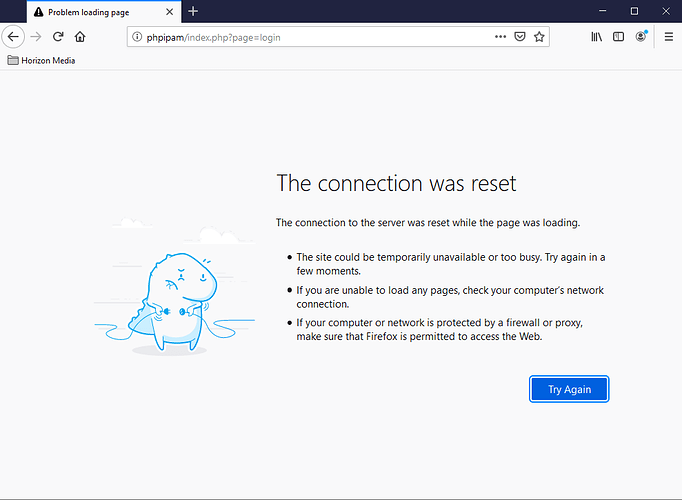 20210523 - phpipam haproxy - firefox error when attempting to connect.v1