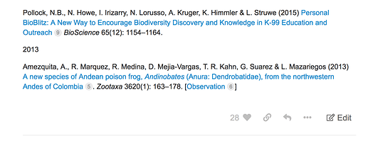 Screenshot_2021-03-07 Published papers that use iNaturalist data - wiki - General - iNaturalist Community Forum