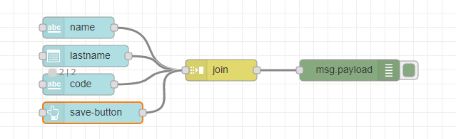Need Help to Insert, Update and Delete Data from Node-RED
