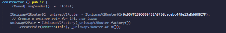 router address