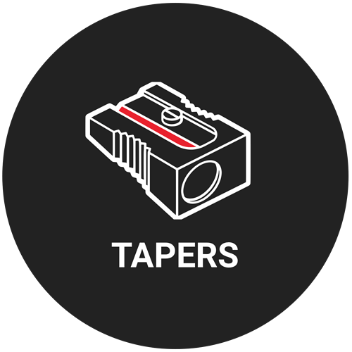Tapers
