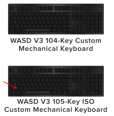 Keyboard104vs105