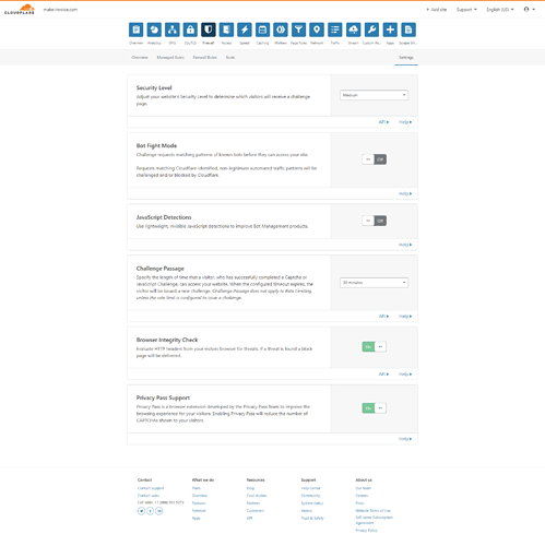 screencapture-dash-cloudflare-a9e18f5fc421b5f64ed04d7c1e69b75d-make-invoice-com-firewall-settings-2020-09-07-14_56_00