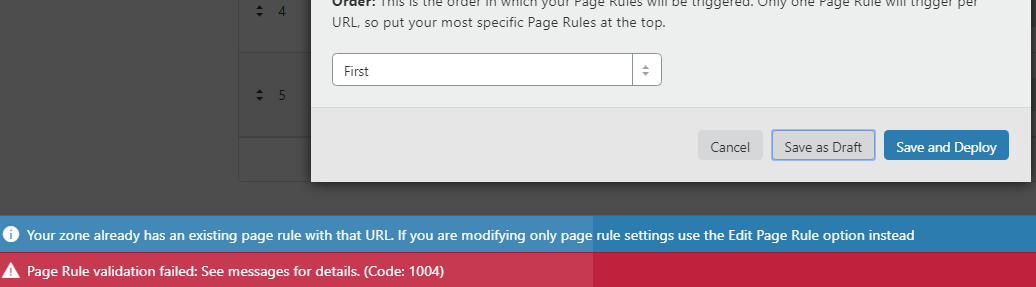 page-rule-cannot-repeat-url