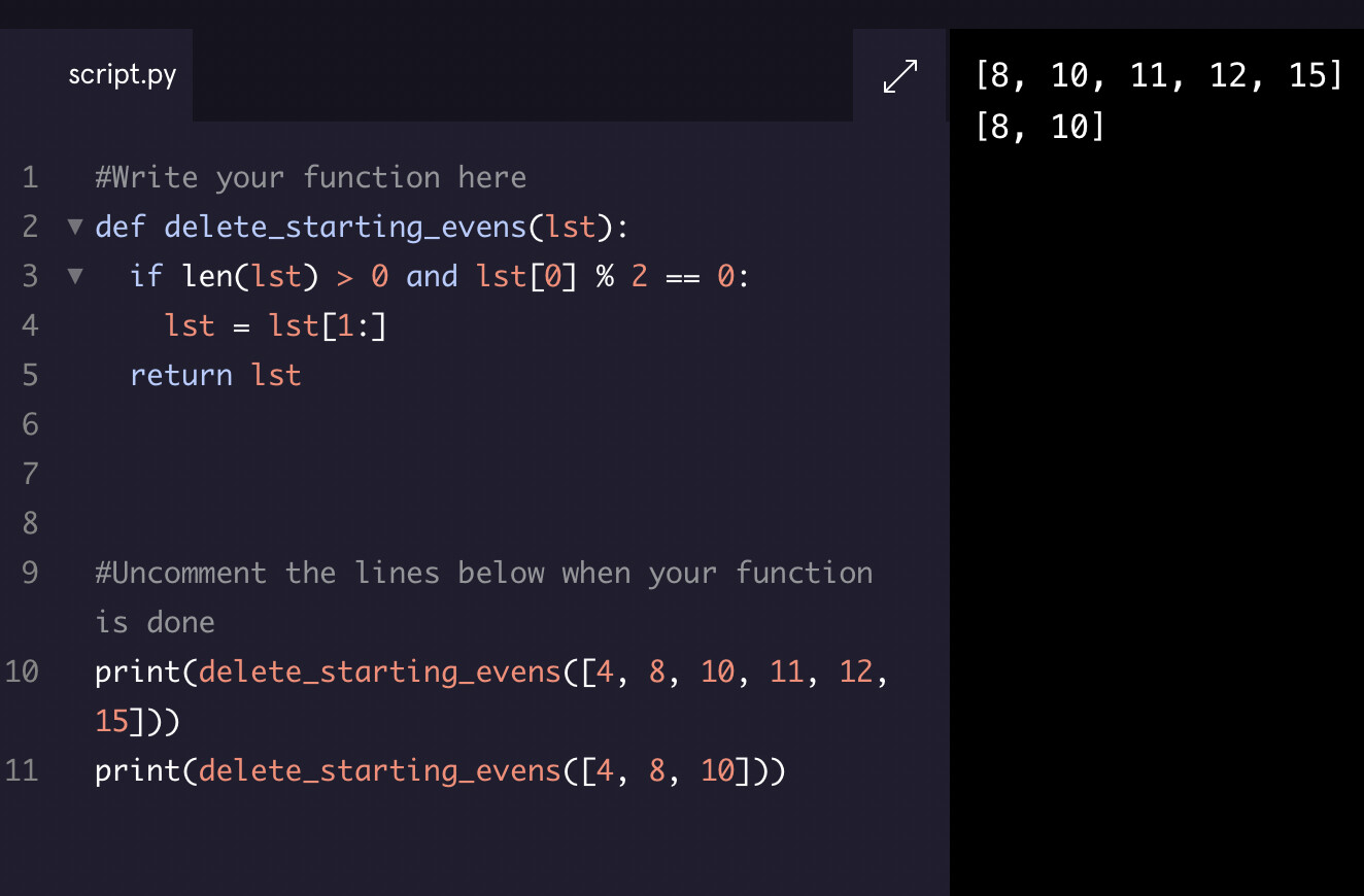 Loop Intuition   Python   Codecademy Forums