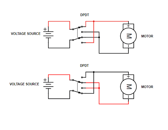 Polarity Reversal using a    DPDT       Switch     Tech Tips