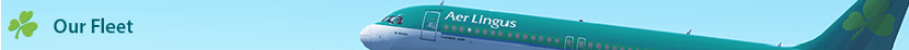 Aer Lingus VA - Our Fleet