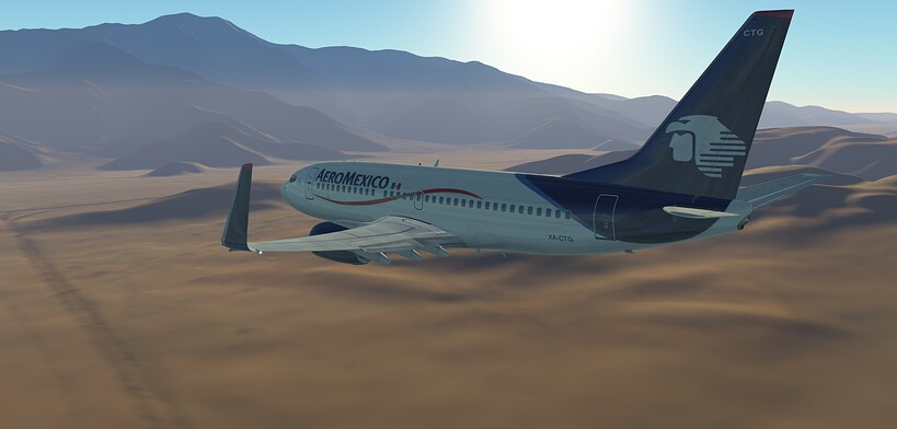 Palm Springs Approach 31L (7)