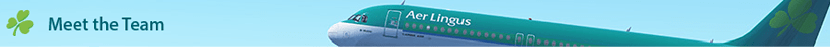 Aer Lingus VA - Meet the Team