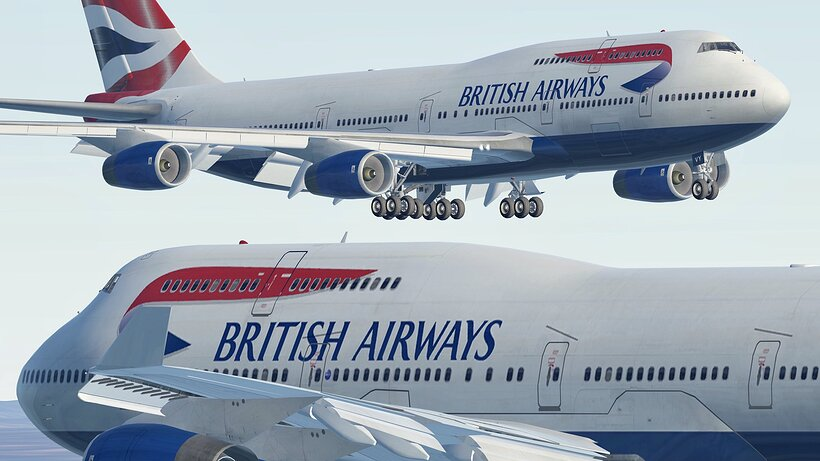 """Infinite Flight on Twitter: """"The #B747 retirements are coming quickly  around the world, but you'll always be able to fly the Queen of the Skies  on Infinite Flight!… https://t.co/mg5sNSeNvp"""""""