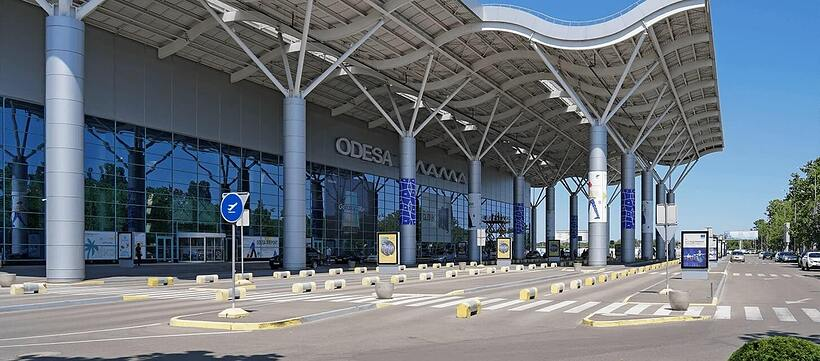 Airport front ODS