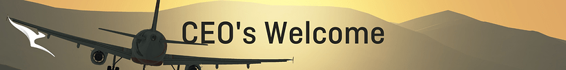 CEO's Welcome