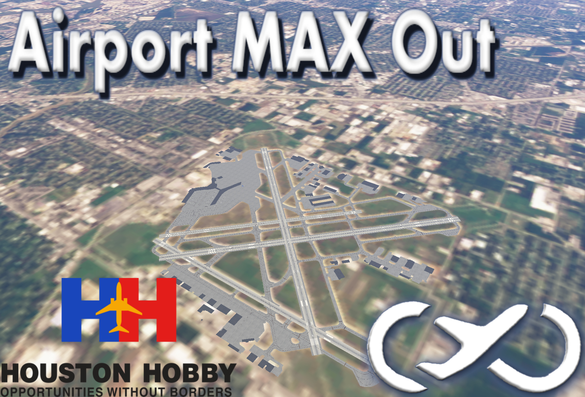 Airport MAX Out Houston Hobby