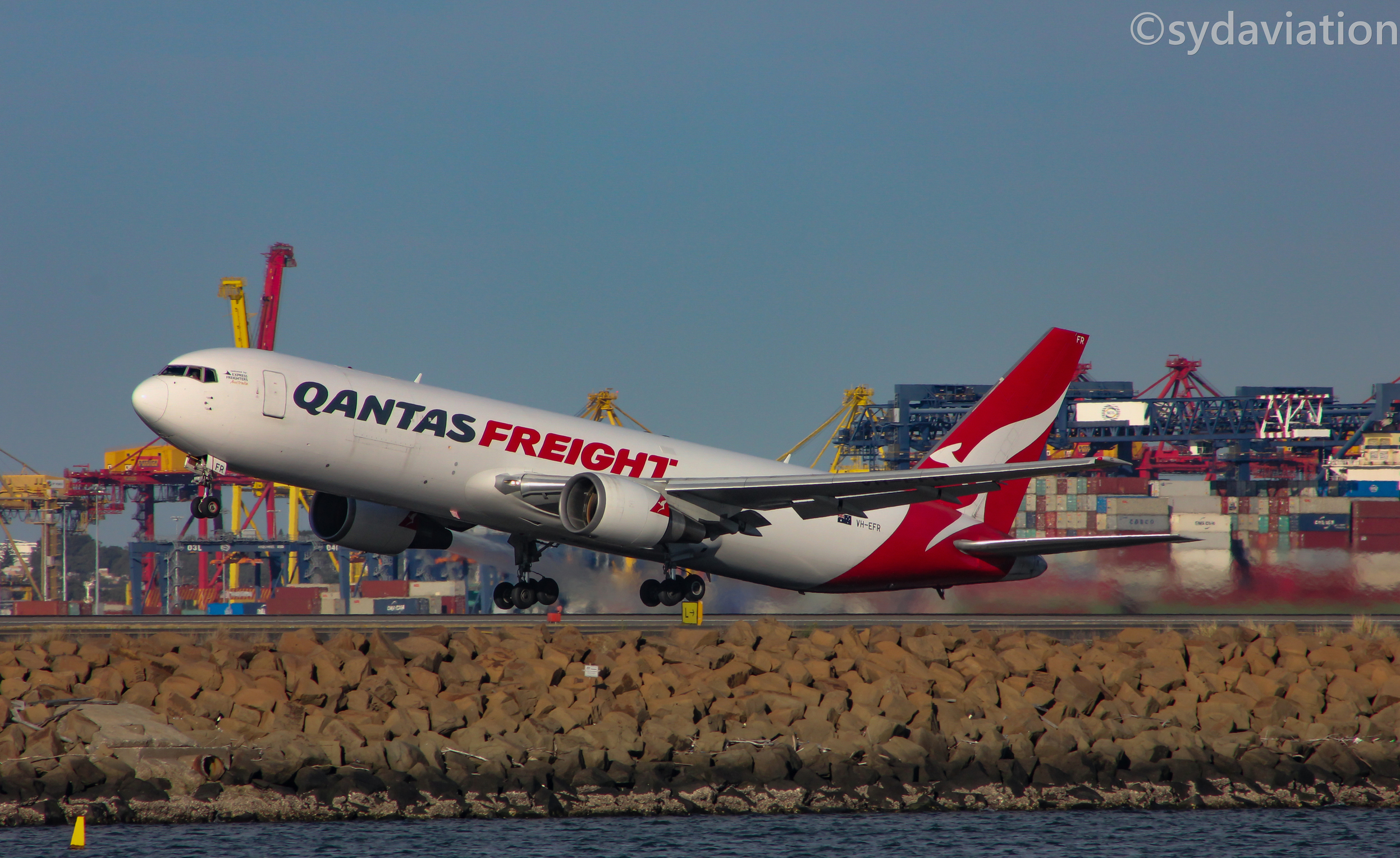 Qantas Freight 767 (1 of 1)