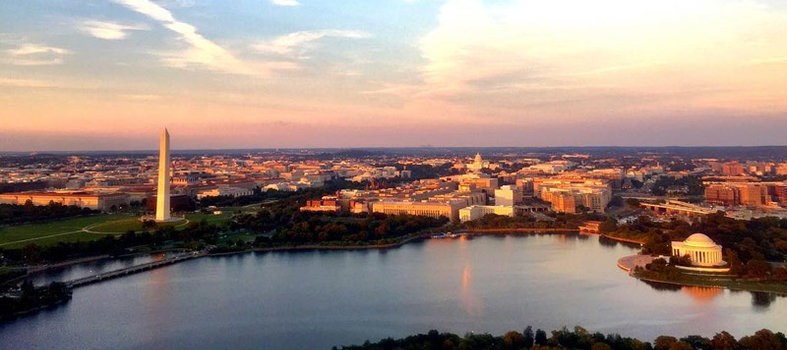 brenntravels-dc-skyline-summer-sunset-aerial-flying-into-reagan-airport_mydccool-homepage-photos-08.23.17