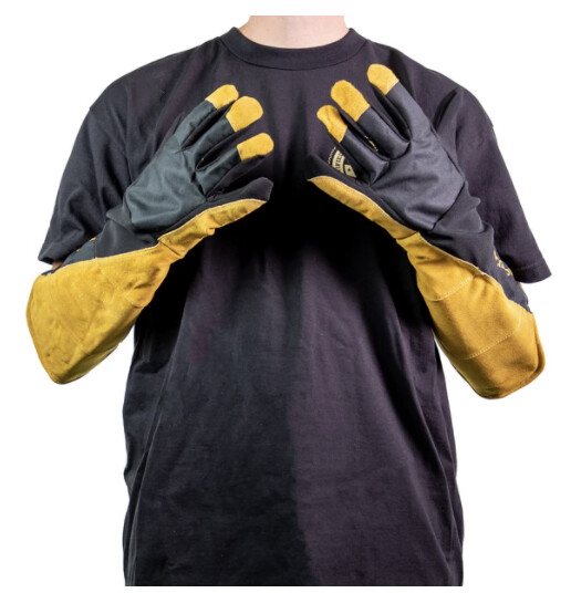 gloves crawlspace home inspector