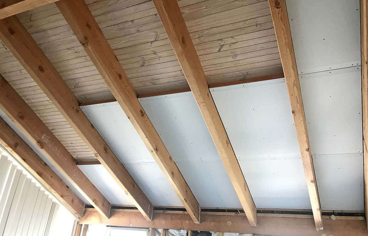 How-To-Insulate-Exposed-Roof-Trusses
