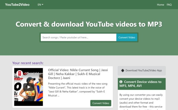 Convert Youtube Videos To Mp3 Tutorials Ionic Forum