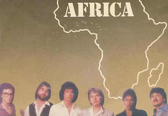 toto Africa is the most amazing album