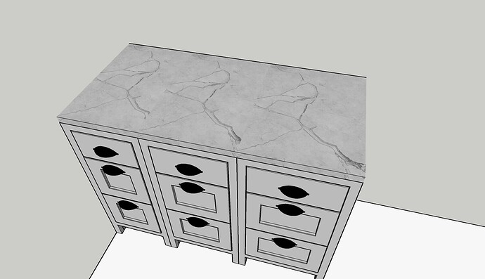 Cabinets and worktop example2
