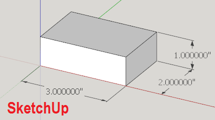 SKP to IGES or STEP (for metal fabrication) - SketchUp