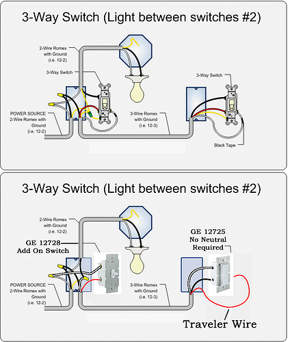 ge z wave 3 way wiring help please devices \u0026 integrations Jasco Z Wave Dimmer 3 Way Wiring Diagram wire a 3 way dimmer in a circuit