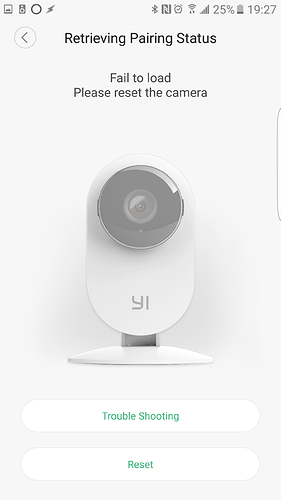 Xiaomi yi WiFi camera - Devices & Integrations - SmartThings