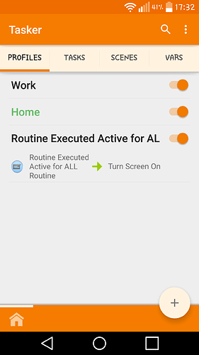 Some help with tasker and sharptools - Devices