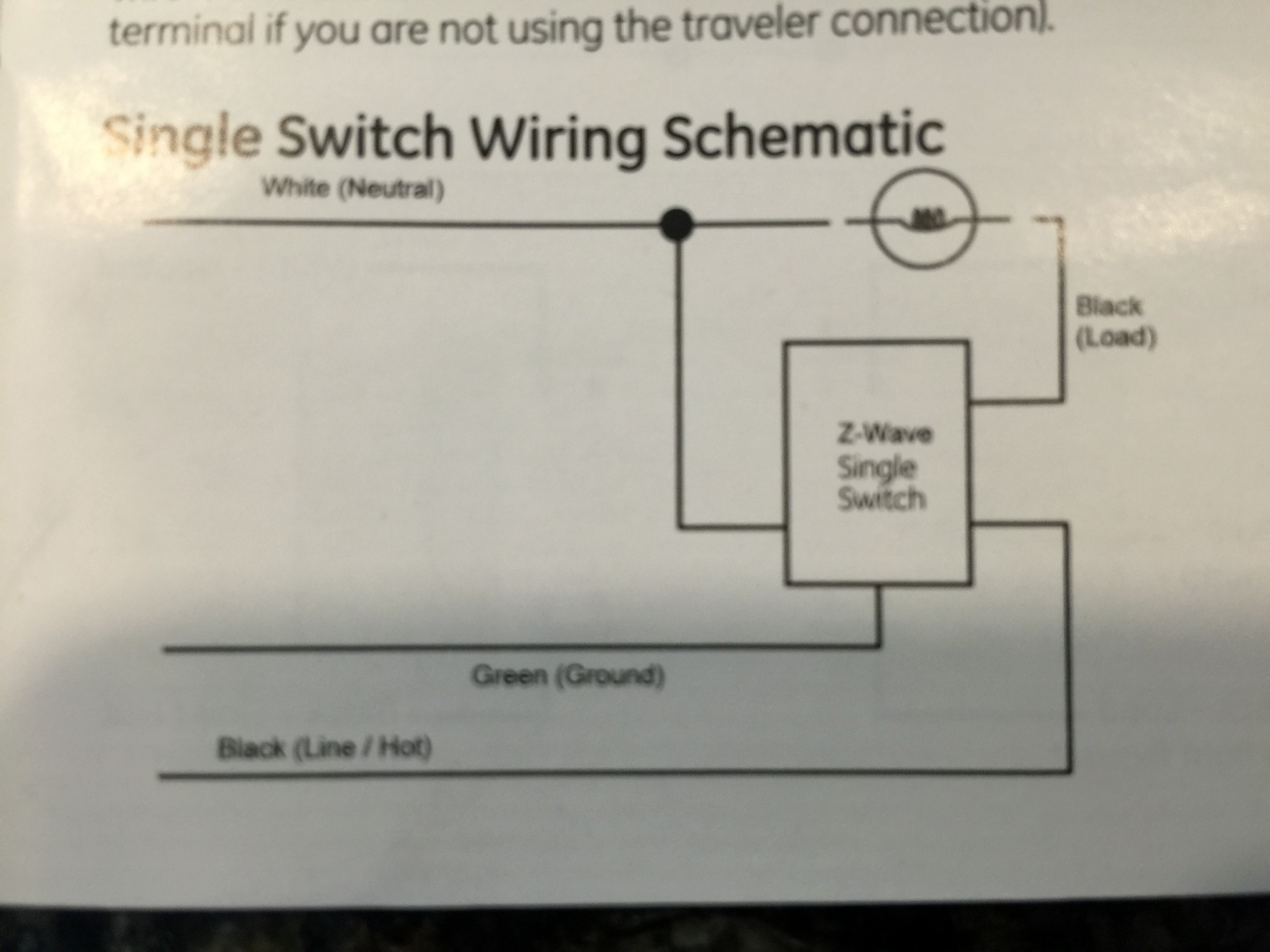 Jasco 45740 Switch Wiring - Devices & Integrations ... on