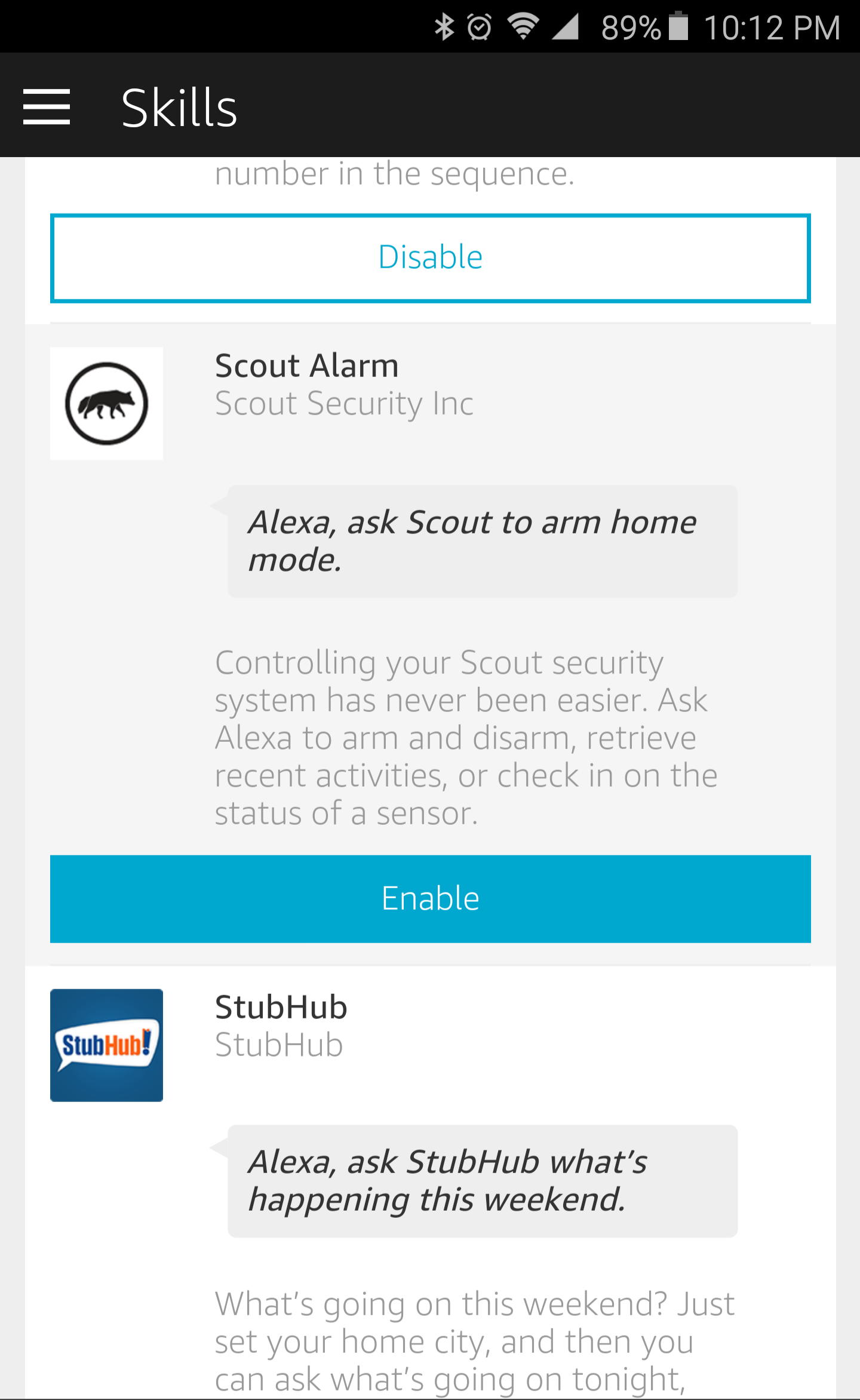Echo and virtual switch - Devices & Integrations - SmartThings Community