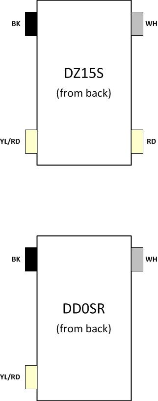 leviton dz15s wiring question  3 way with two masters