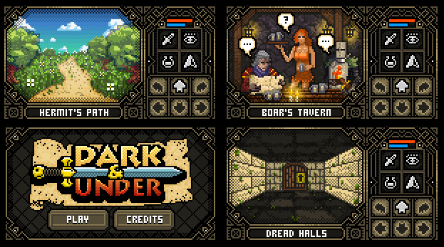 Dark & Under in Color (for Android)? - General - Arduboy