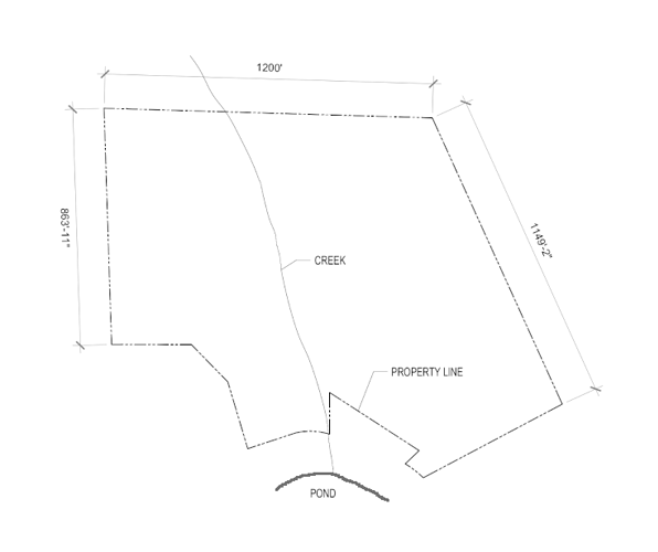 site plan scale